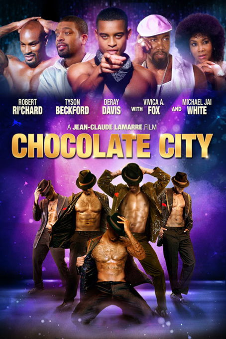 Chocolate City [2015 USA Movie]