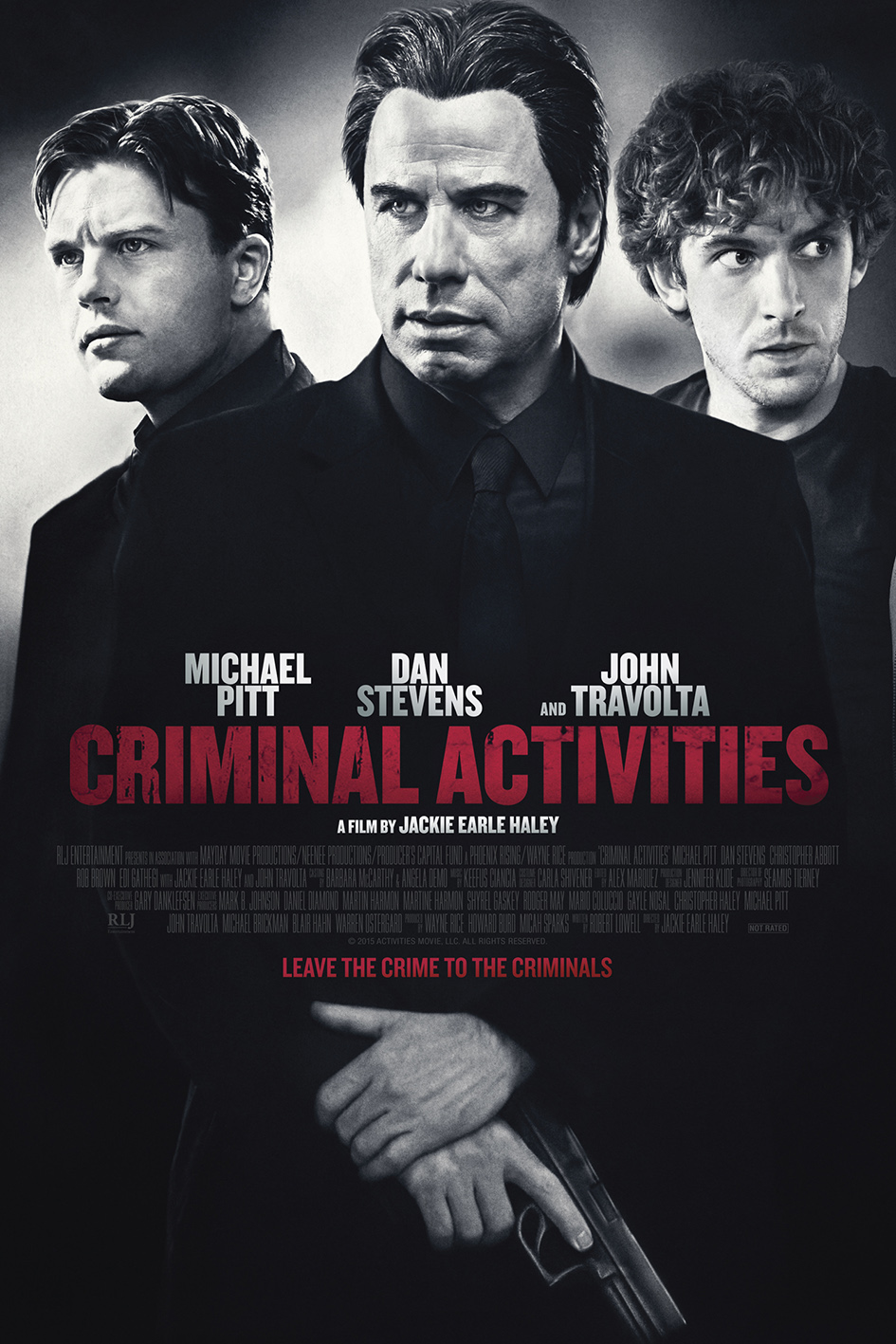 Criminal Activities [2015 USA Movie]