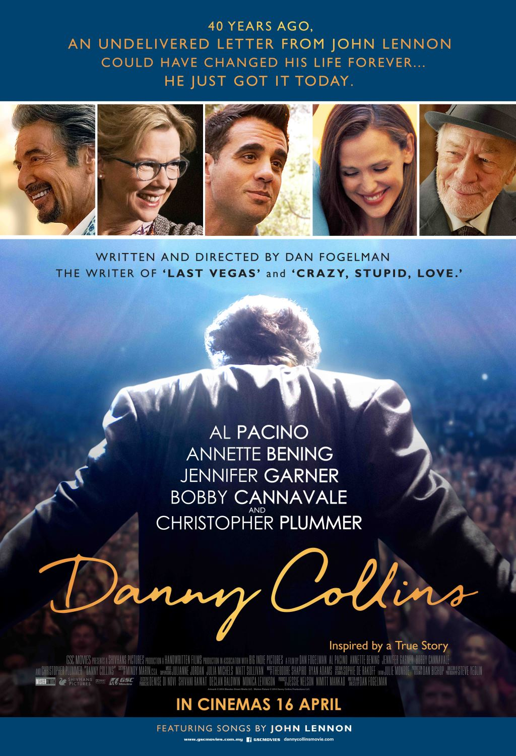 Danny Collins [2015 USA Movie]