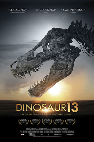 Dinosaur 13 [2014 USA Movie]