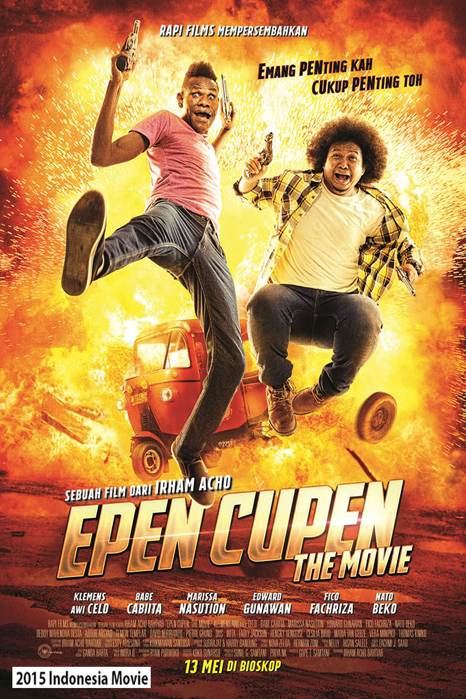 Epen Cupen The Movie [2015 Indonesia Movie]
