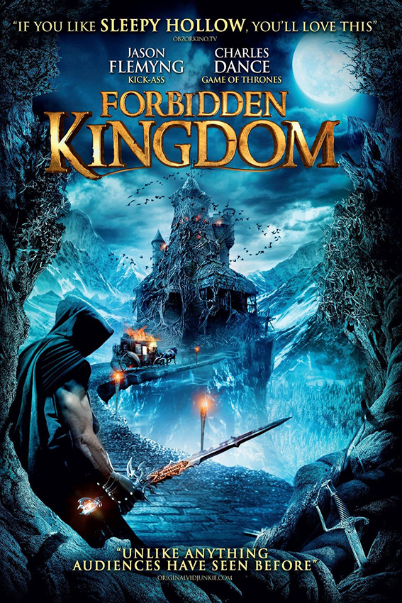 Forbidden Kingdom aka. Viy / Forbidden Empire [2015 Russia, Ukraine & Czech Movie]