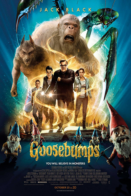 Goosebumps [2015 USA Movie]