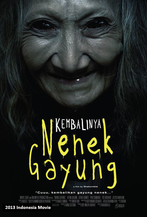 Kembalinya Nenek Gayung [2013 Indonesia Movie]