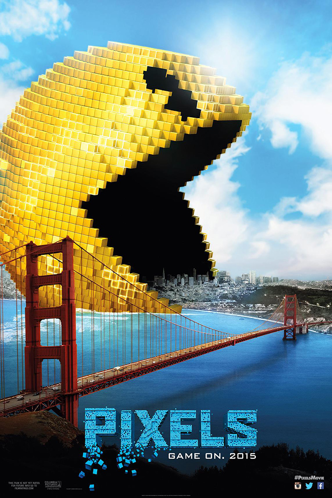 Pixels [2015 USA Movie]