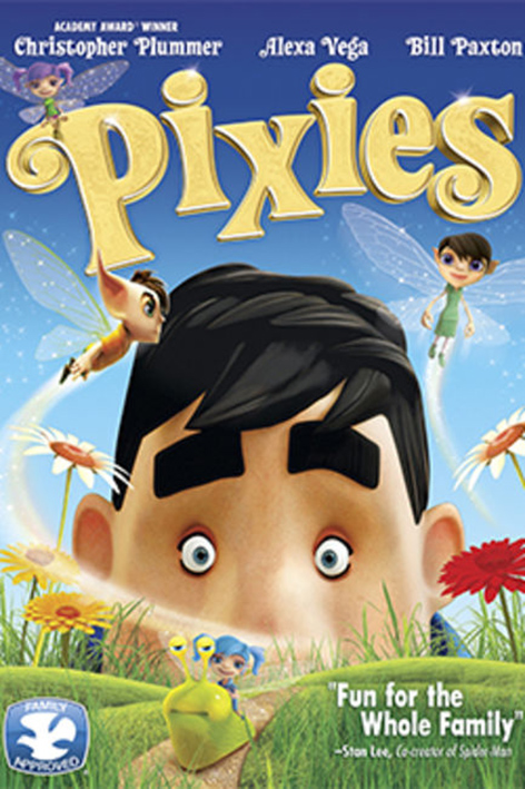 Pixies [2015 Canada Movie]