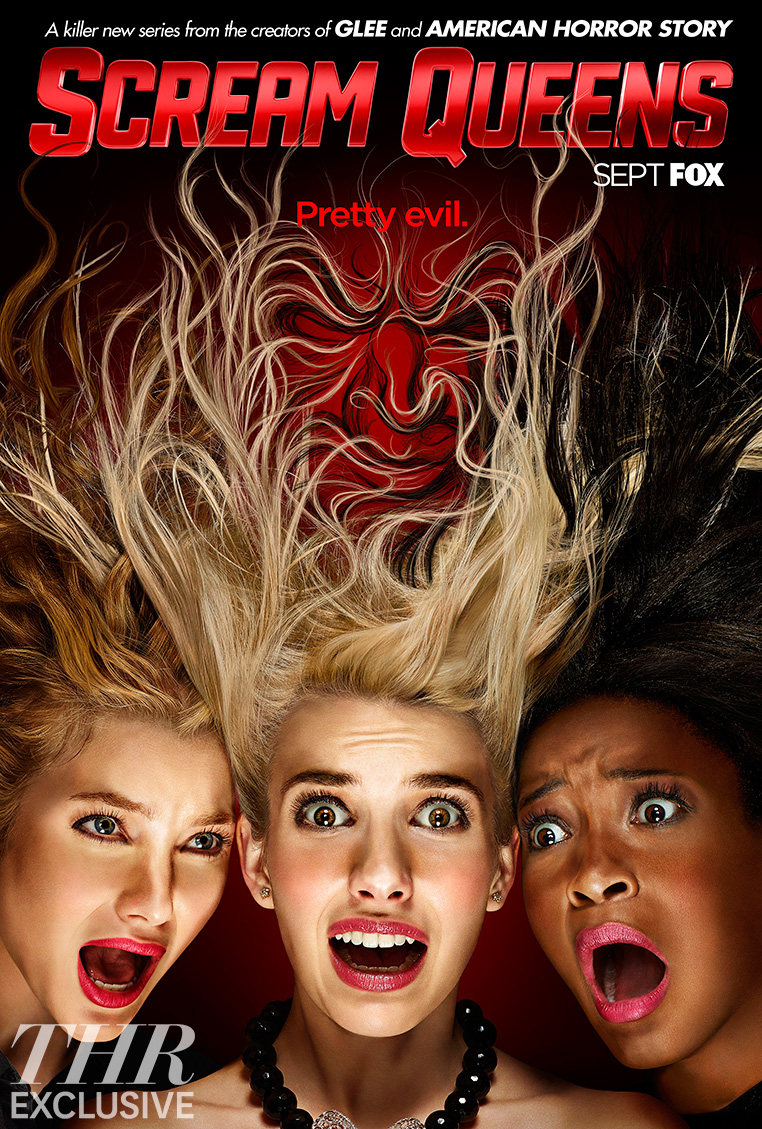 Scream Queen SEASON 1 COmplete [2015 USA Series]