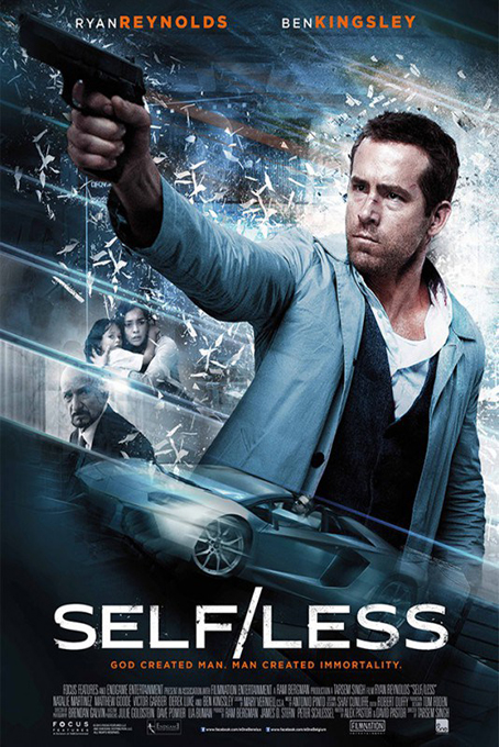 Selfless [2015 USA Movie]