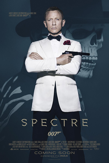 Spectre 2015 [USA & UK Movie]