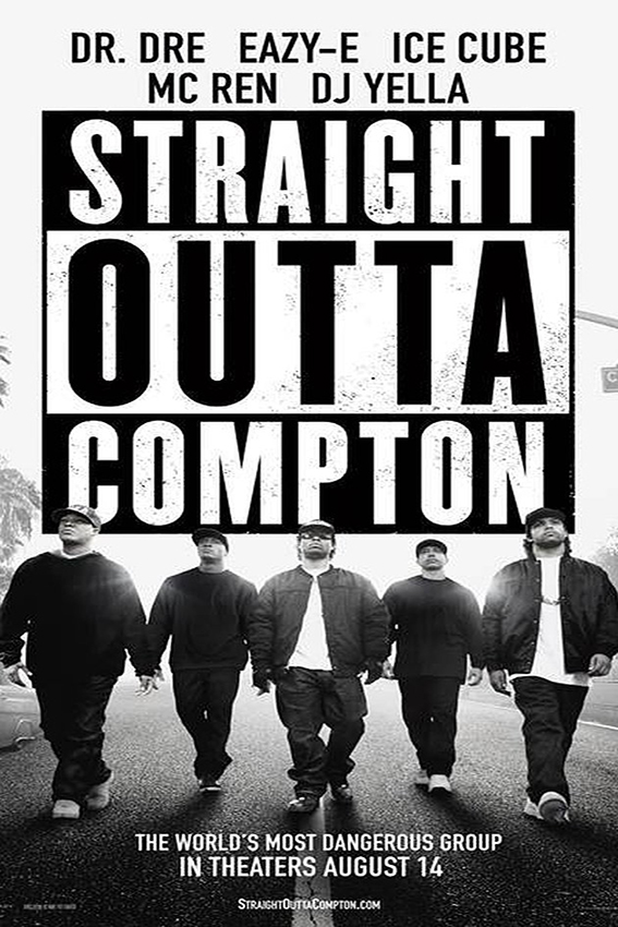 Straight Outta Compton [2015 USA Movie]