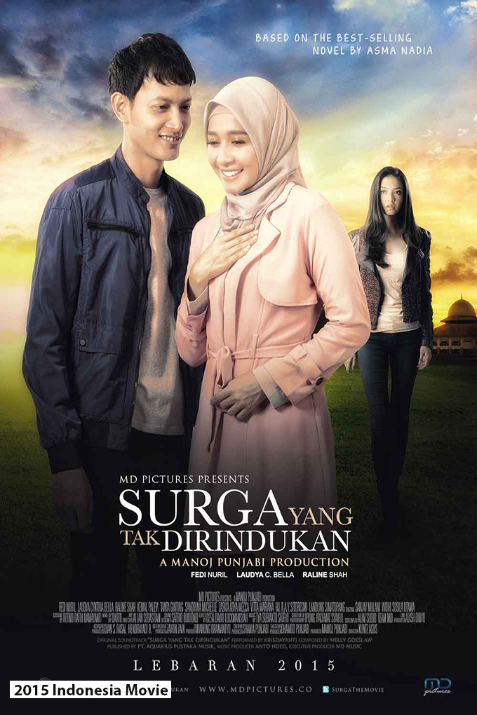 Surga Yang Tak Dirindukan [2015 Indonesia Movie]