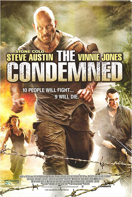 The Condemned [2007 USA movie]