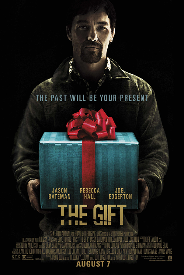 The Gift [2015 USA & Australia Movie]