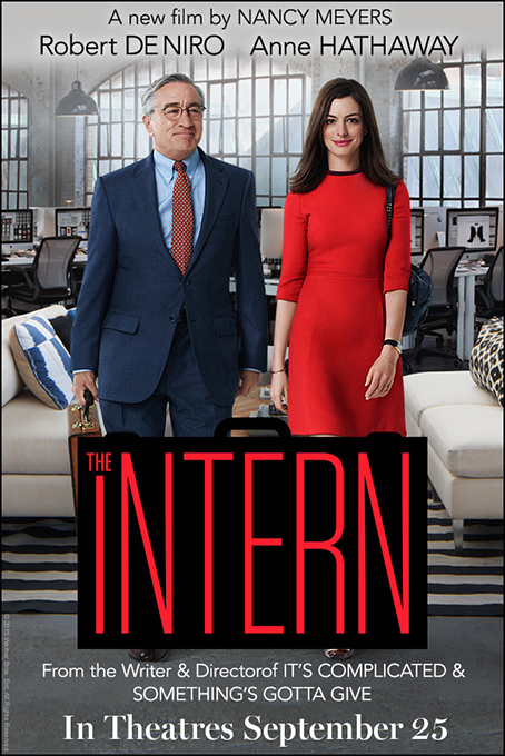 The Intern [2015 USA Movie]