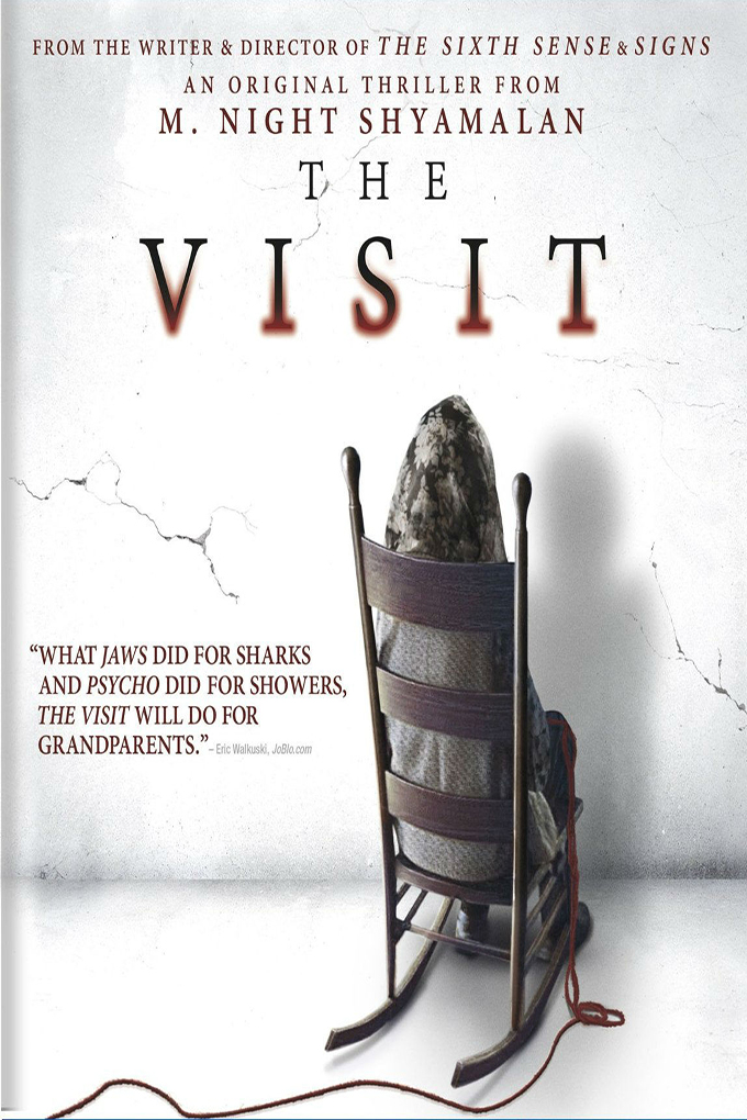 The Visit [2015 USA Movie]