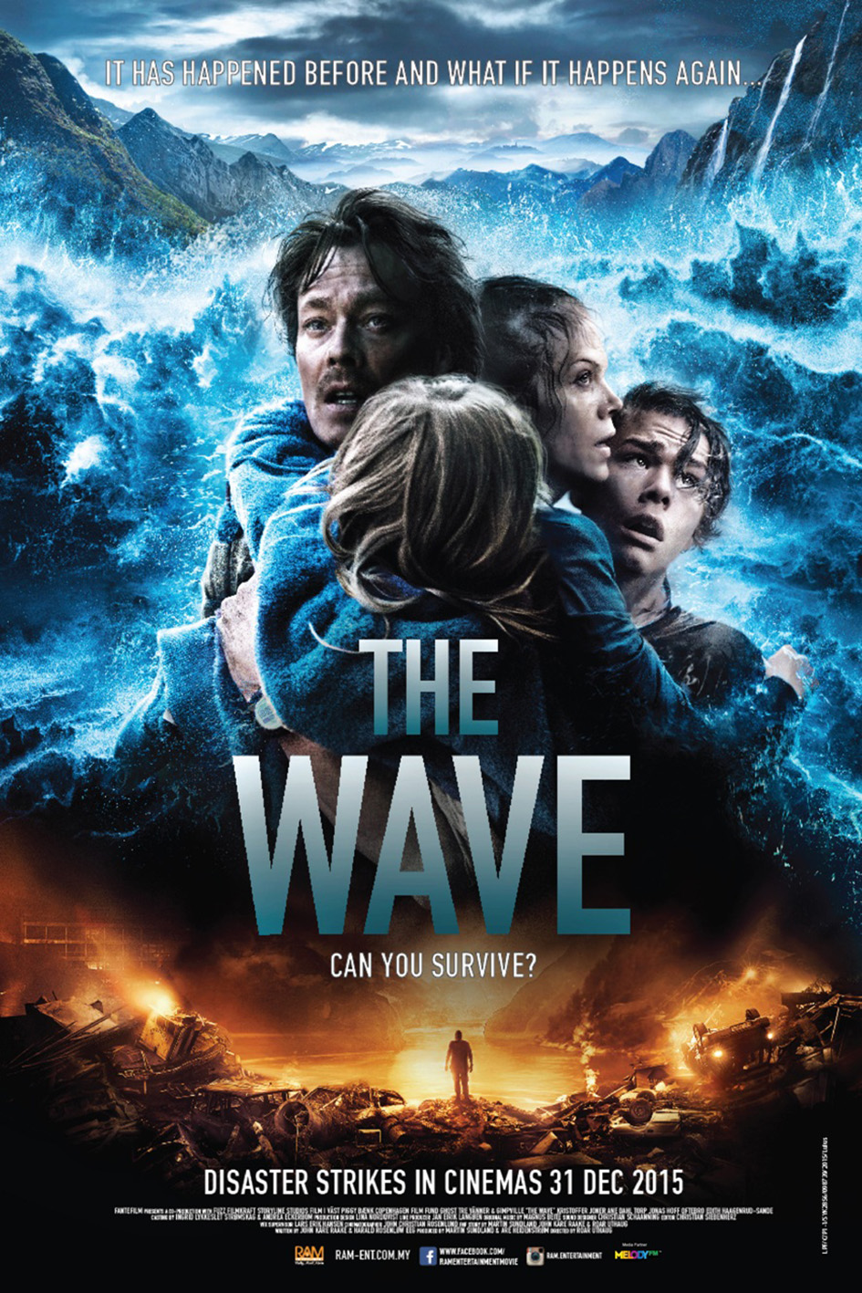 The Wave [2015 Norway Movie]