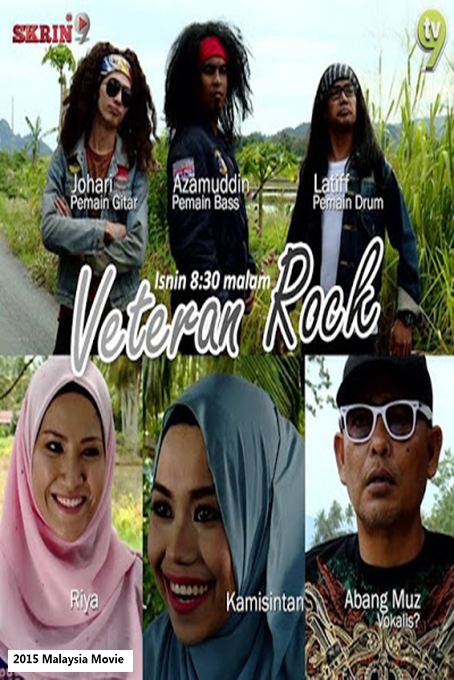 Veteran Rock [2015 Malaysia Movie]
