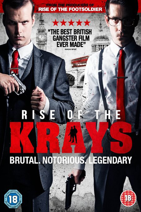 The Rise of the Krays [2015 UK Movie]