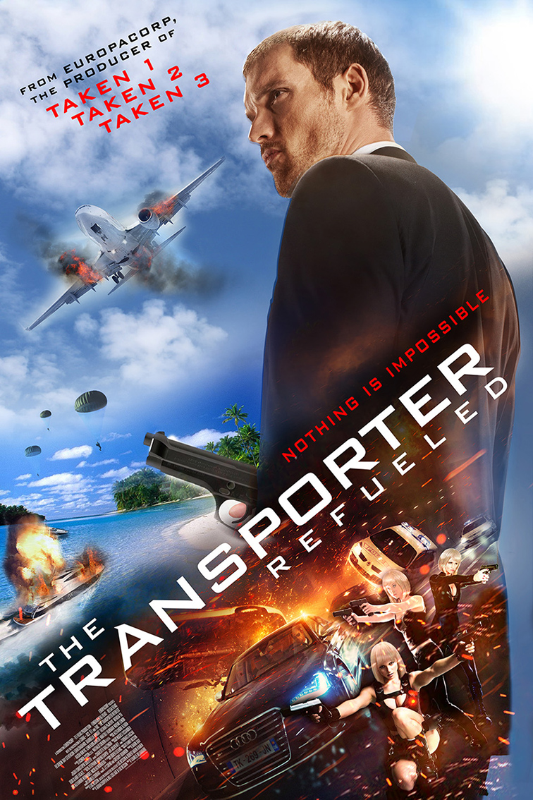 The Transporter Refueled [2015 USA Movie]