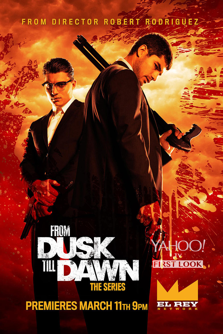 From Dusk Till Dawn SEASON 1 Complete [2015 USA Series]