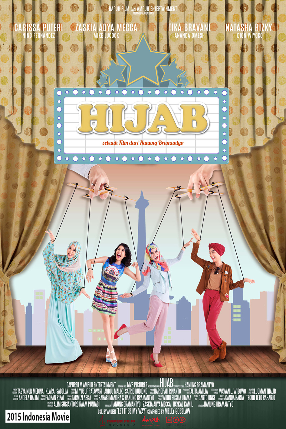 Hijab [2015 Indonesia Movie]
