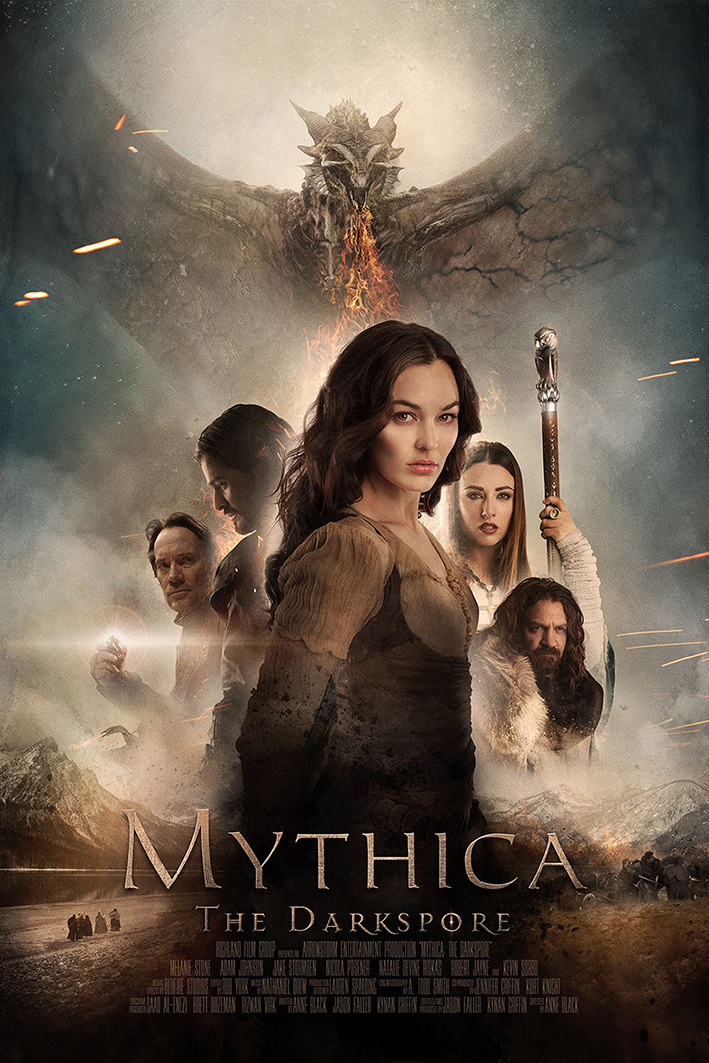 Mythica: The Darkspore [2015 USA Movie]