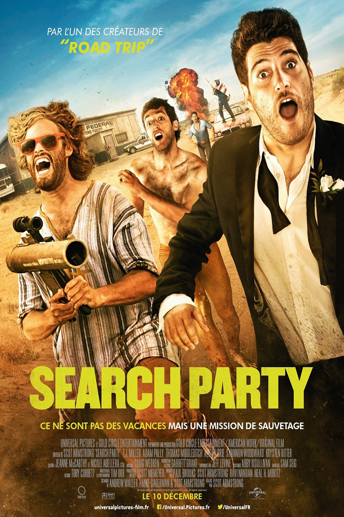 Search Party [2014 USA Movie]