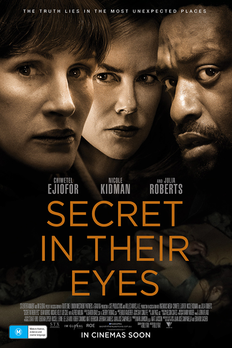 Secret in Their Eyes [2015 USA Movie]