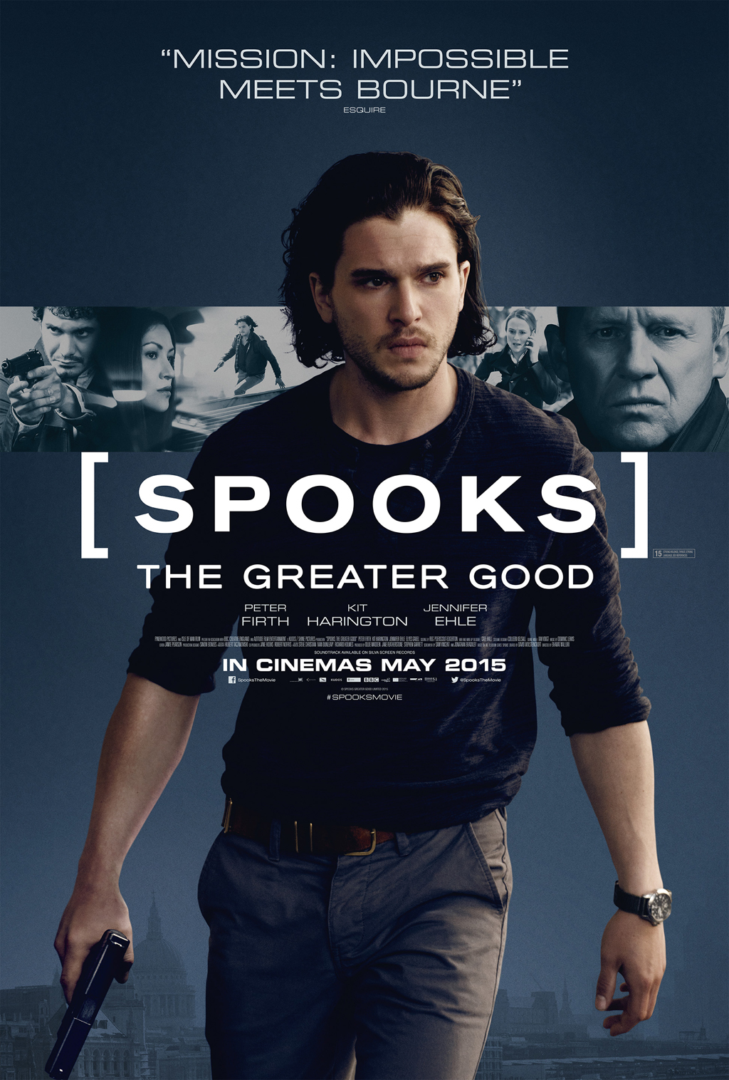Spooks The Greater Good [2015 UK Movie]