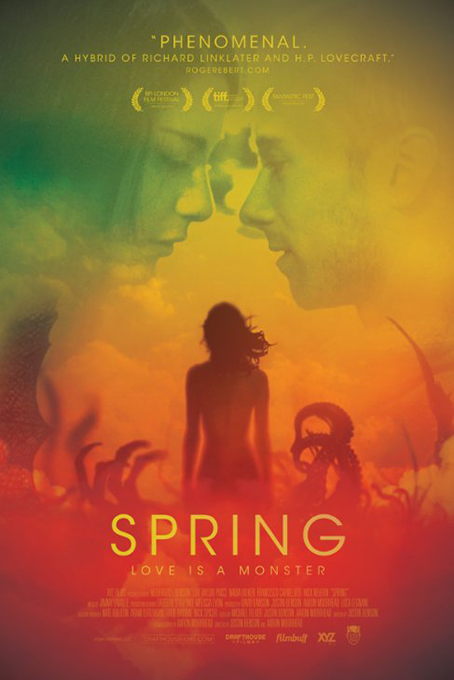 Spring [2014 USA Movie]