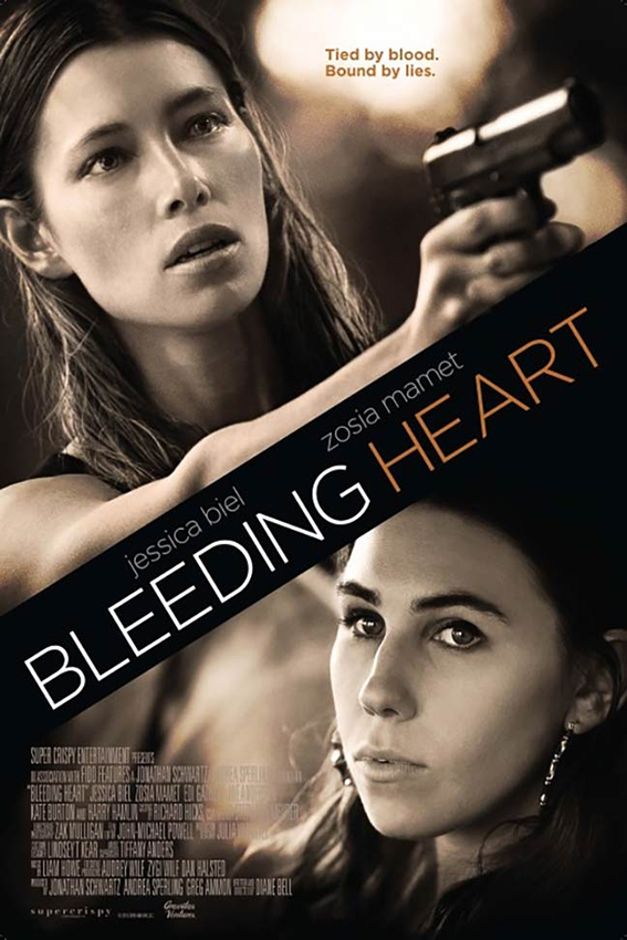 Bleeding Heart [2015 USA Movie]