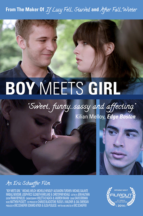 Boy Meets Girl [2015 USA Movie]