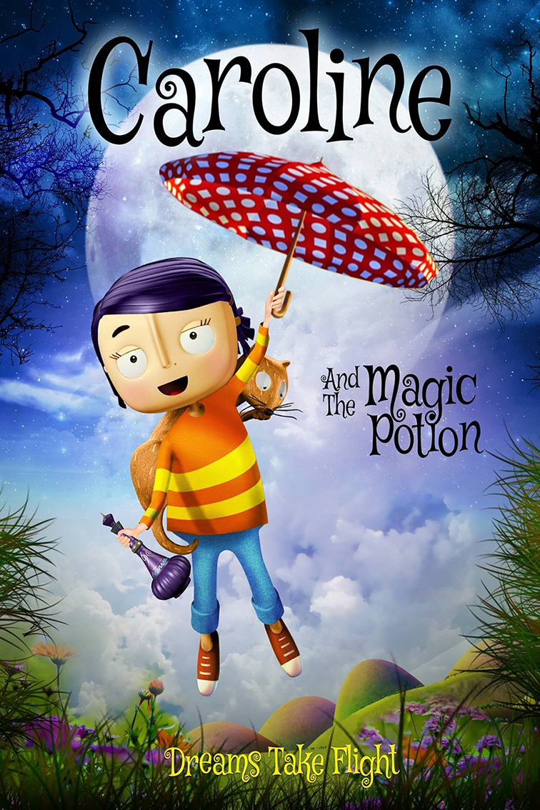 Caroline and the Magic Potion aka. Witchcrafts [2015 Spain Movie]