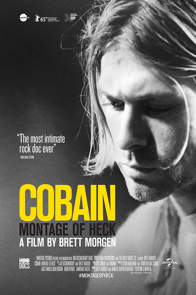 Cobain Montage of Heck [2015 USA Movie]