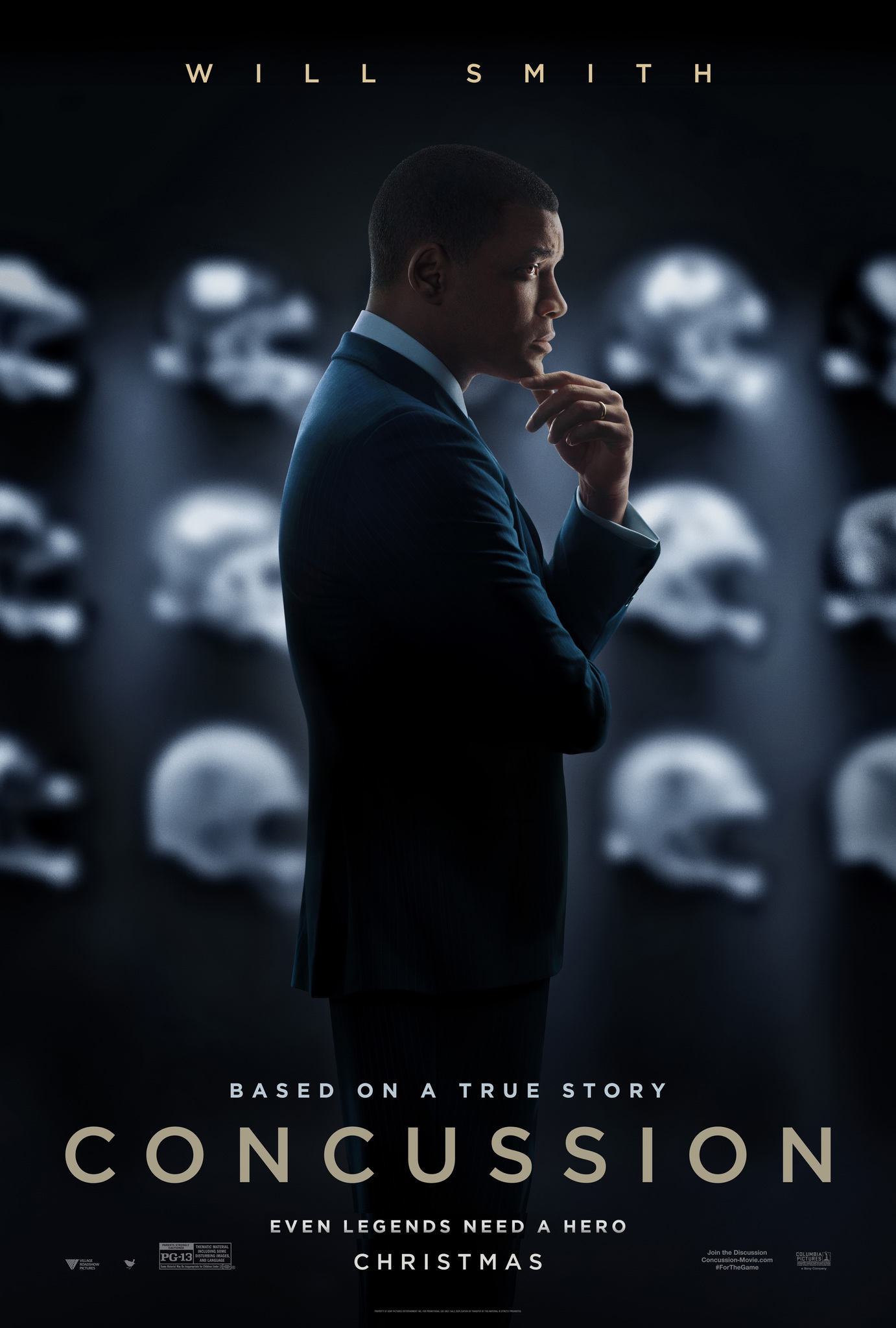 Concussion [2015 USA Movie]