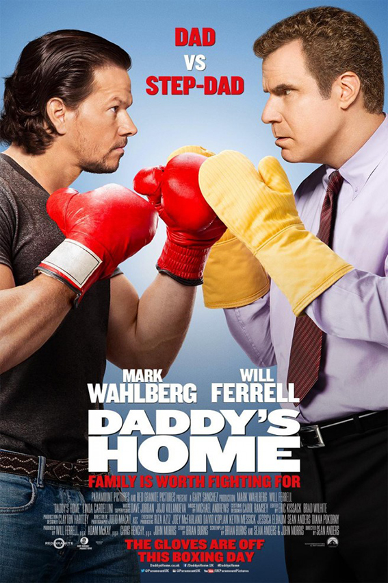 Daddy's Home [2015 USA Movie]