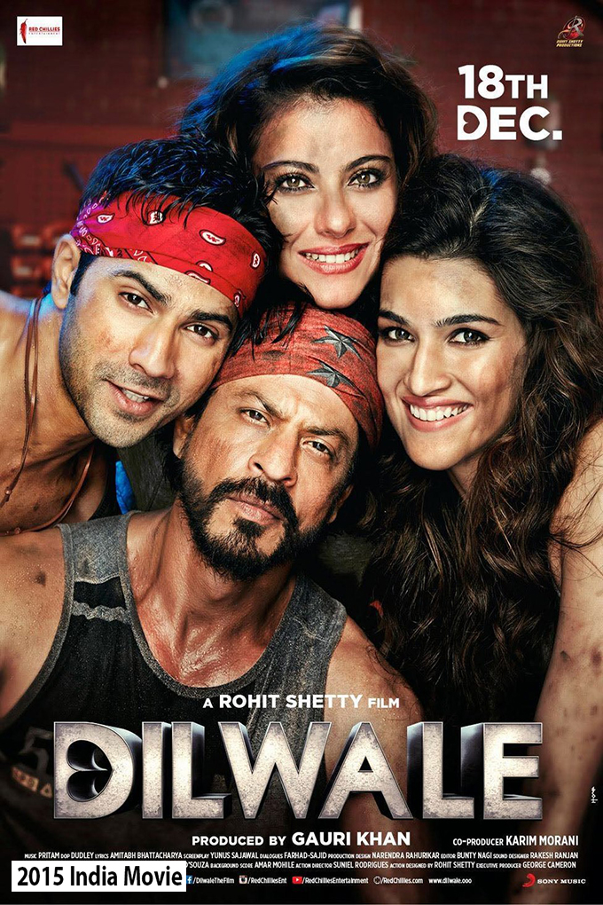 Dilwale [2015 India Movie]