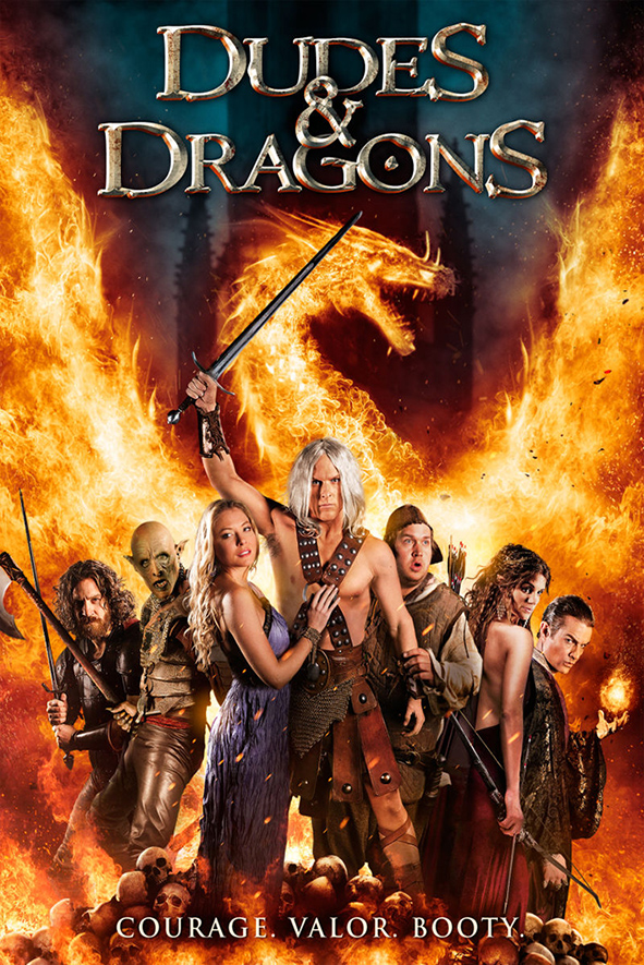 Dudes & Dragons [2015 USA Movie]