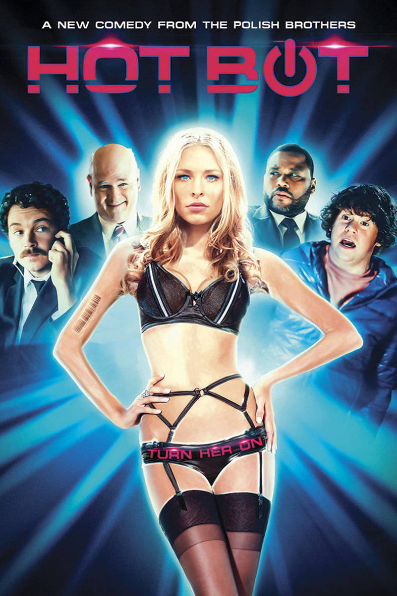 Hot Bot [2016 USA Movie]