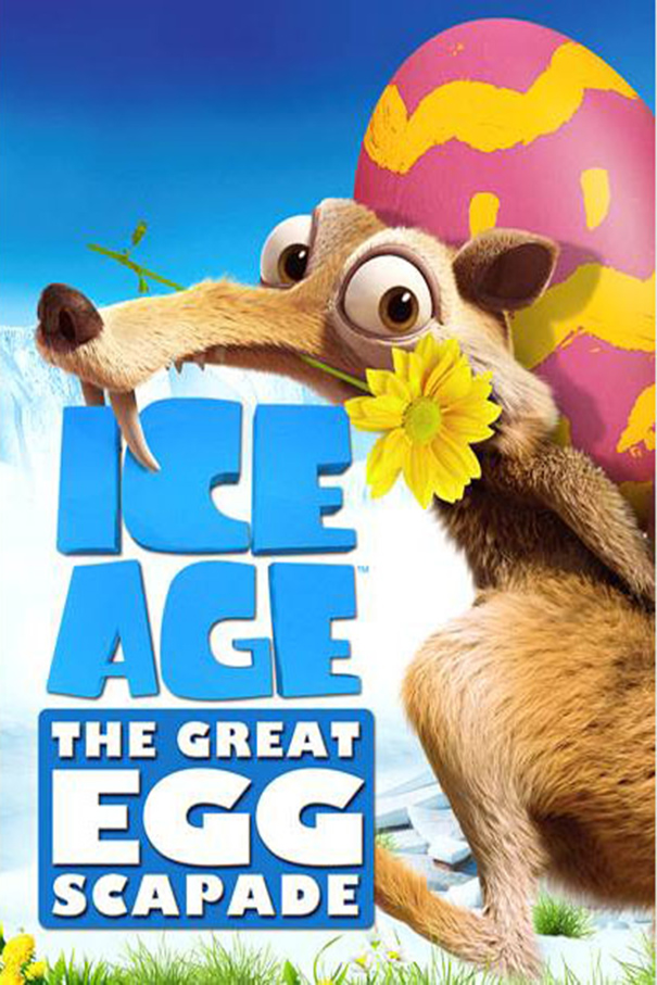 Ice Age The Great Egg Scapade [2016 USA Movie]