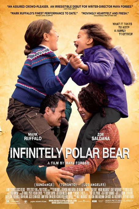 Infinitely Polar Bear [2015 USA Movie]