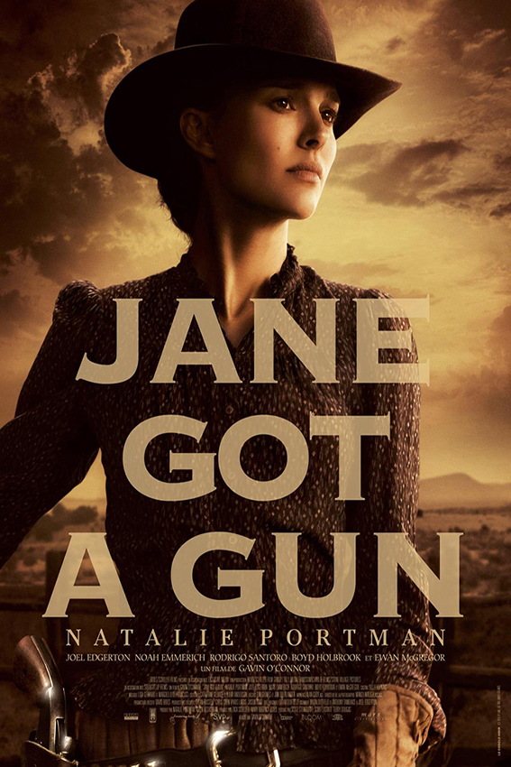 Jane Got a Gun [2016 USA Movie]