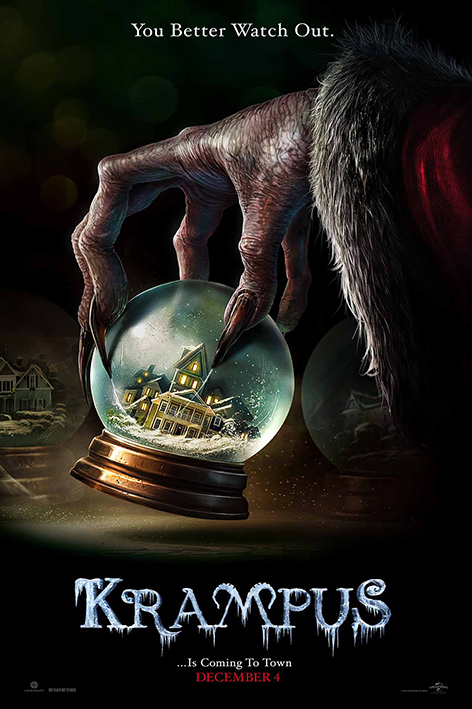 Krampus [2015 USA & New Zealand Movie]