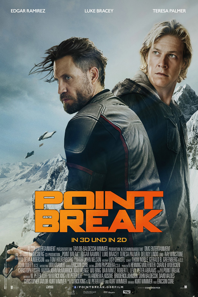 Point Break [2015 USA Movie]