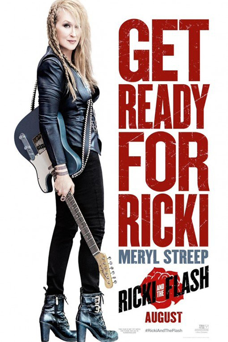 Ricki and the Flash [2015 USA Movie]