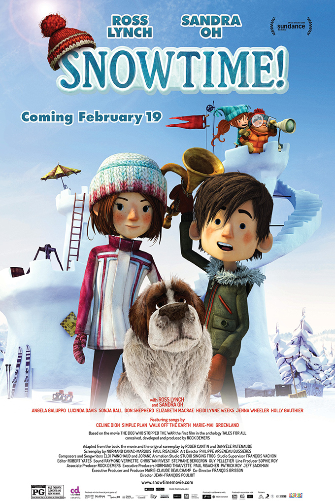 Snowtime [2015 Canada Movie]