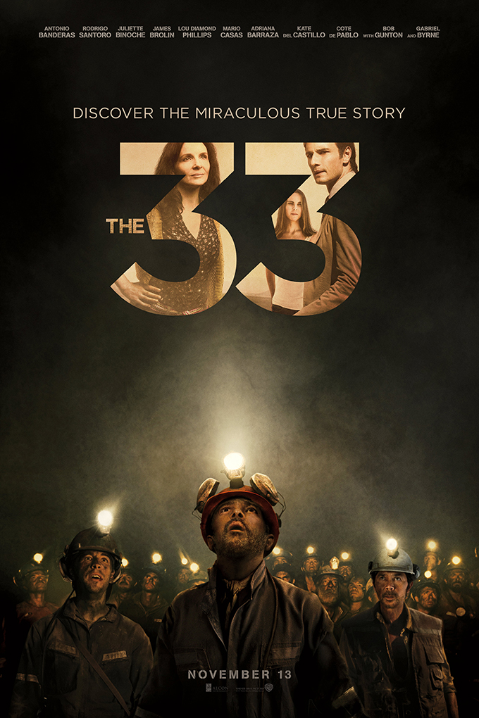 The 33 [2015 USA Movie]