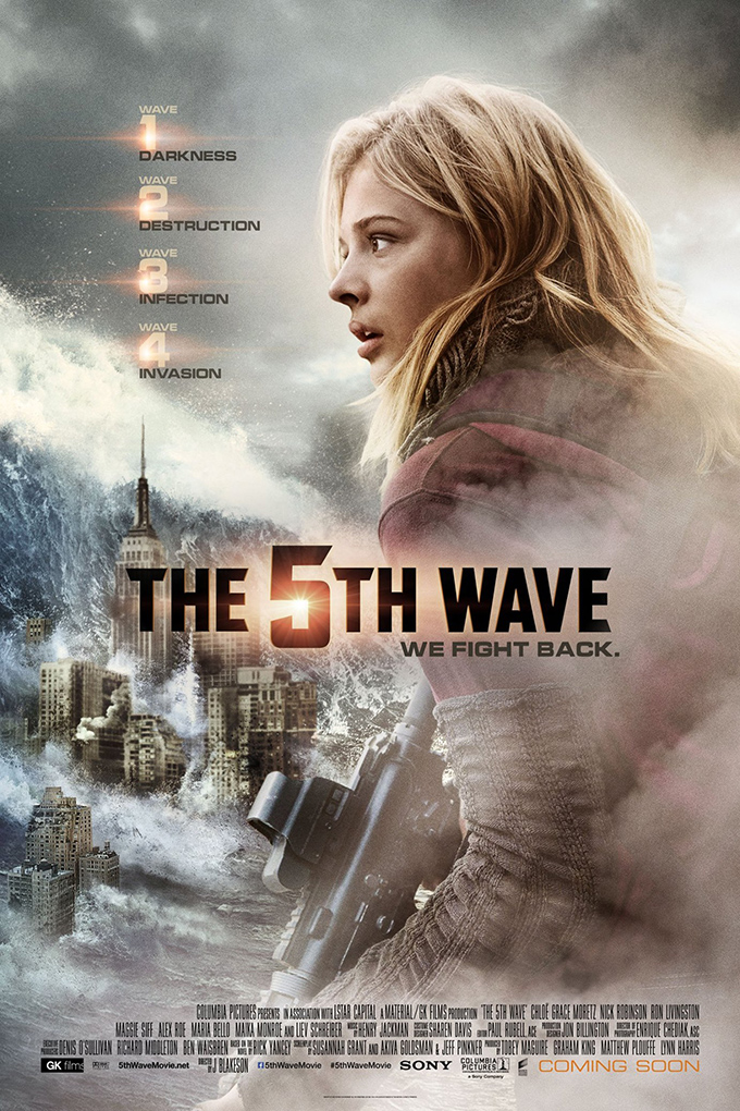 The 5th Wave [2016 USA Movie]