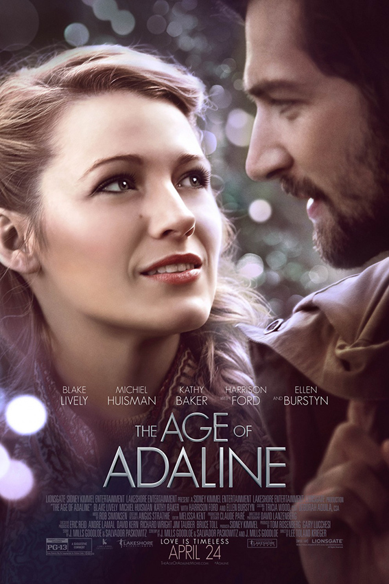 The Age of Adaline [2015 USA & Canada Movie]