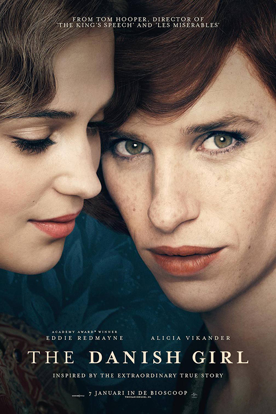 The Danish Girl [2015 USA Movie]